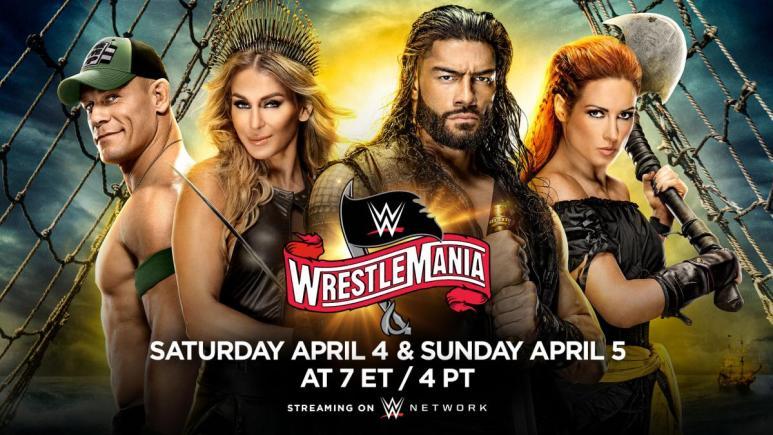 Here is why WWE held WrestleMania 36 during coronavirus pandemic