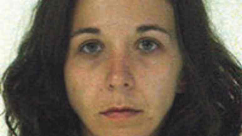 Mugshot of Mirinda Boob