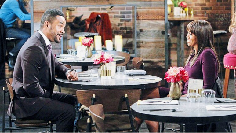 The Young and the Restless spoilers tease romance for Nate and Amanda.