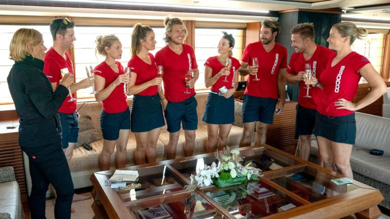 Below Deck Mediterranean Season 5 trailer and cast reveal is finally here.