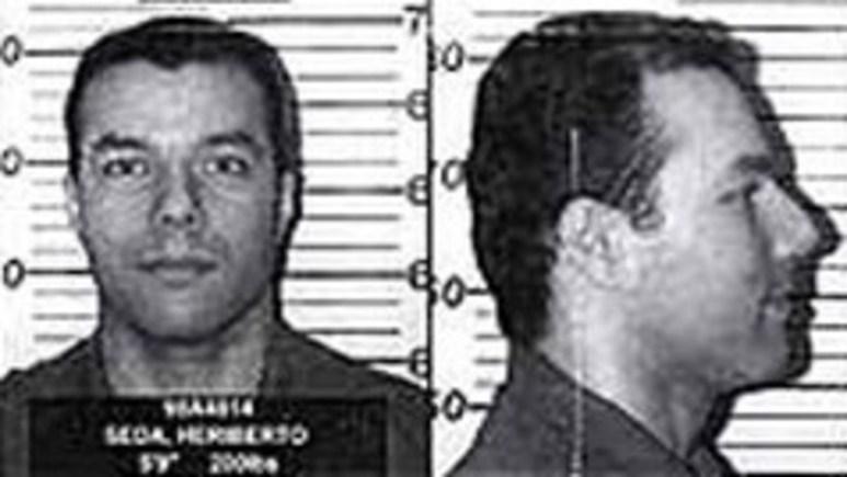 Mugshot of Heriberto Seda