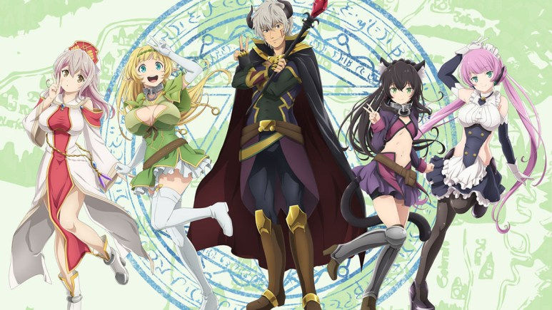 How NOT to Summon a Demon Lord character art including Diablo!