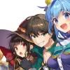 KonoSuba character artwork