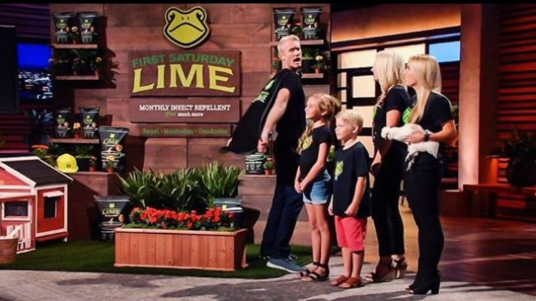 First Saturday Lime will make their pitch tonight on Shark Tank