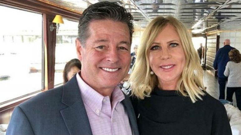 Vicki Gunvalson has postponed her wedding to Steve Lodge.