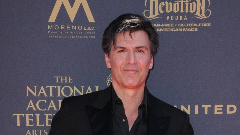 Vincent Irizarry at the Daytime Emmy Awards.