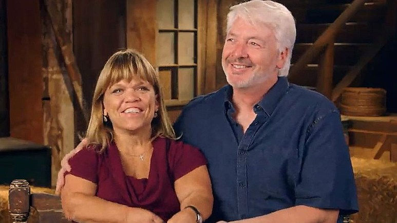 Amy Roloff, Chris