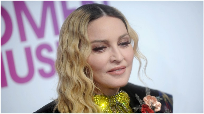 Madonna releases previously unseen Coachella footage online for fans