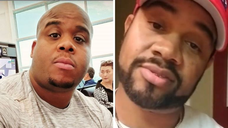Dean Hashim admits feud with brother Tarik Myers
