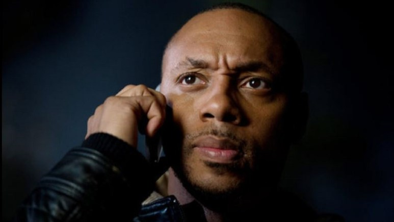 Actor Dorian Missick in Haven