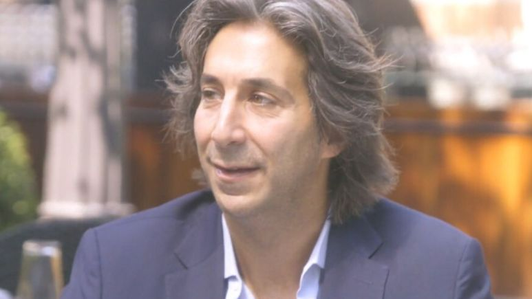 Jacques Azoulay on RHONY