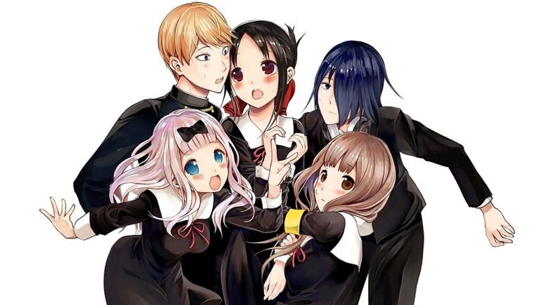 Kaguya-sama Characters