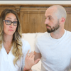 YouTuber Myka Stauffer and her husband James