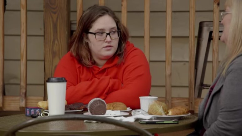 Pumpkin and Doe Doe on Mama June: From Not to Hot.