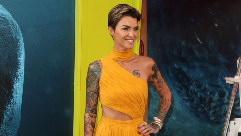 Ruby Rose Red Carpet