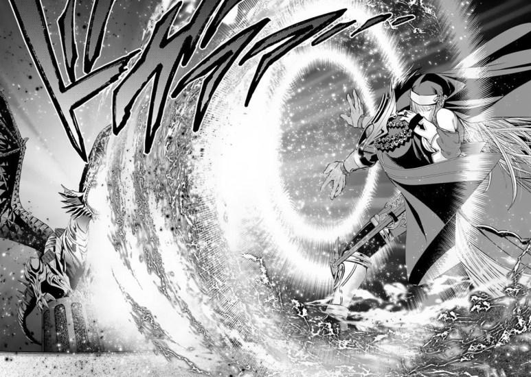 Hachi-nan tte, Sore wa Nai deshou! Manga Dragon