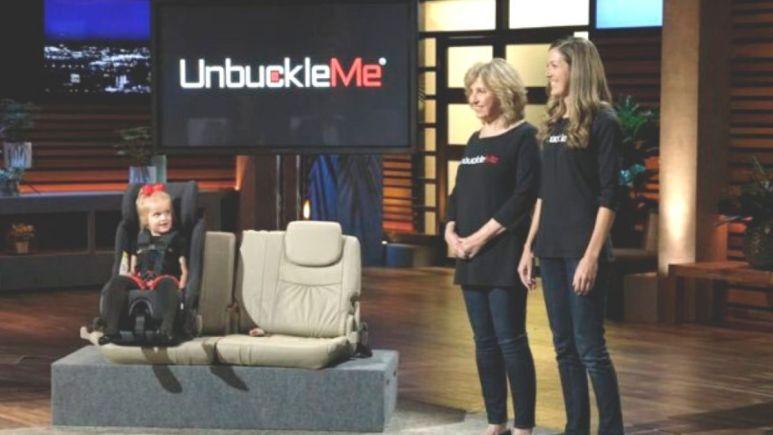 UnbuckleMe Shark Tank