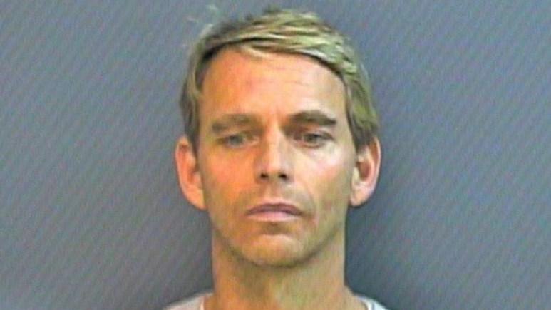 Mugshot of Brett Knight