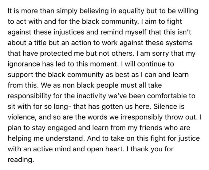 Alia Shawkat apologized on social media