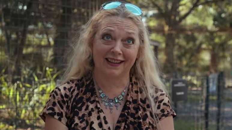 Big Cat Rescue founder Carole Baskin