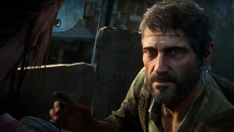 Joel from The Last of Us video game