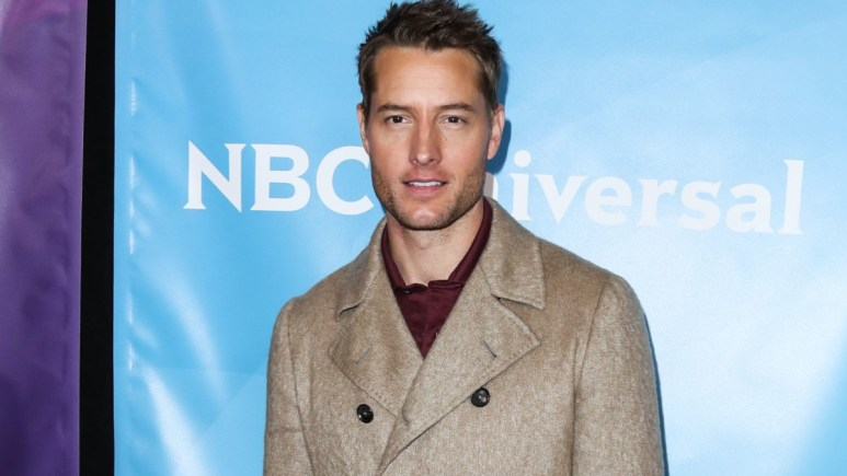 Justin Hartley Red Carpet
