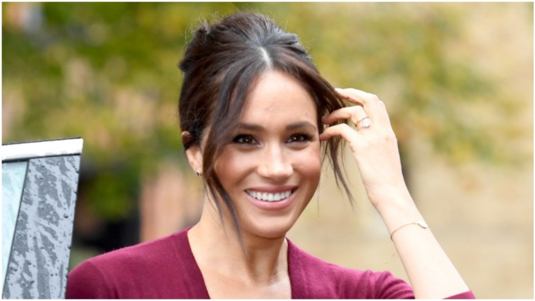 Meghan Markle attending a royal function