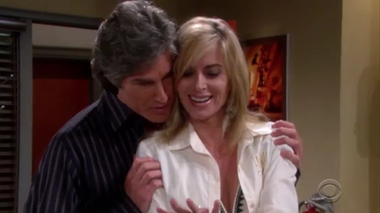 Ridge and Ashley on The Bold and the Beautiful