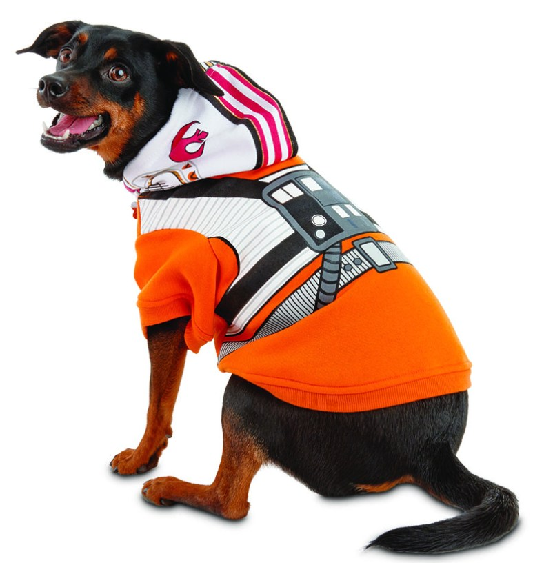 Star Wars dog apparel
