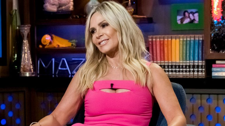 Tamra Judge claps back at hater.