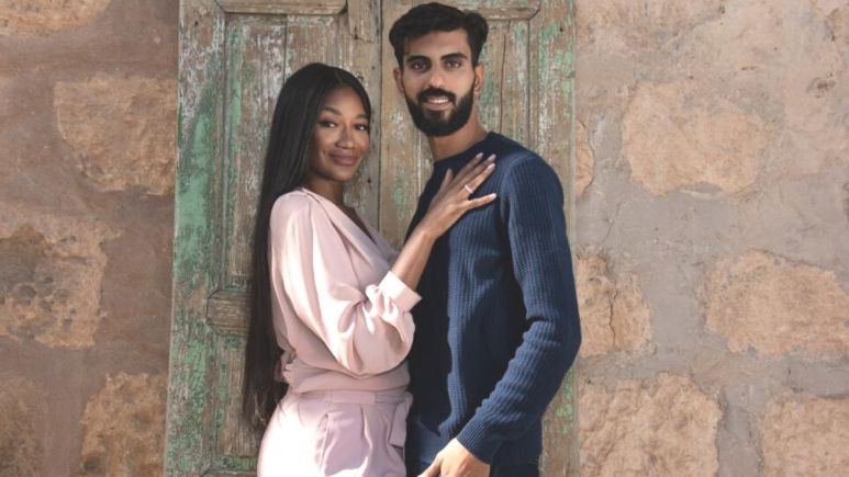 The couple will experience cultural differences on the show