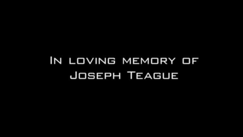 Joseph Teague tribute on Marvel's Agents of S.H.I.E.L.D.