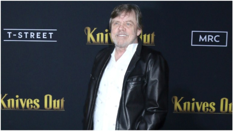 Mark Hamill surprises emotional nurse with a video chat