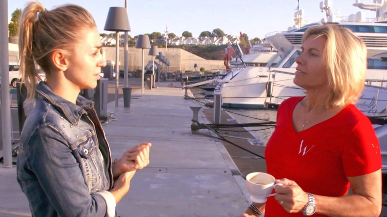 A familiar face is taking Lara's place on Below Deck Med.