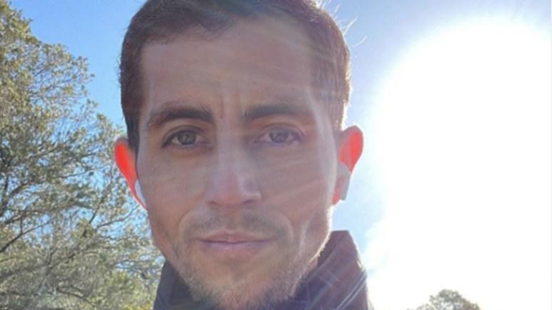 Jorge Nava in a recent selfie. Pic Credit: @mrjnava_ / Instagram