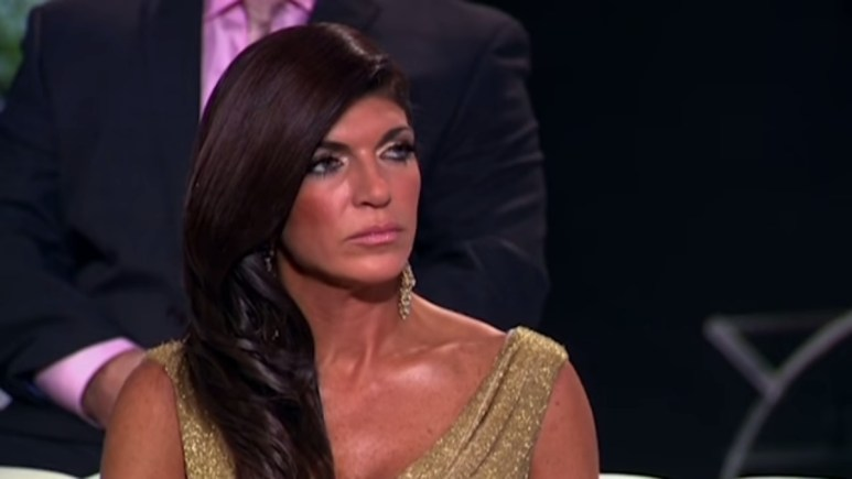 Teresa Giudice was 'devastated' to hear about the tragic shooting.