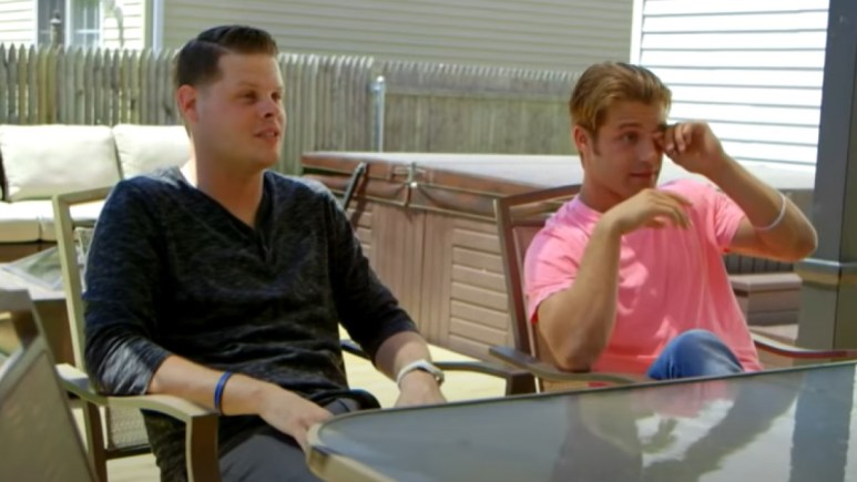 Derrick And Paulie