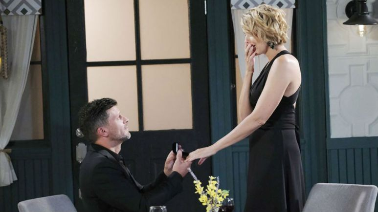 Days of our Lives spoilers tease Nicole and Eric get married.