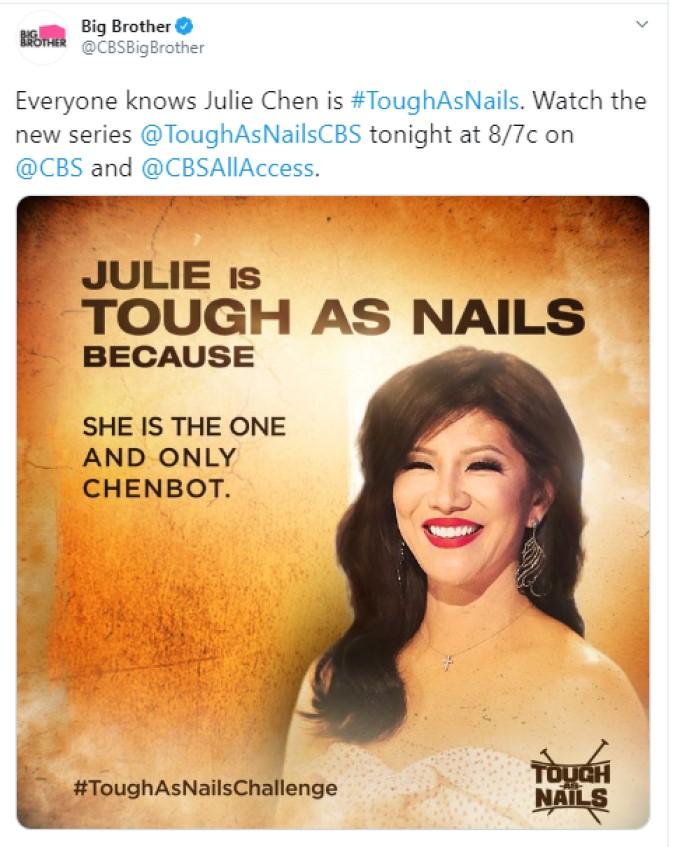 Julie Chen TAN