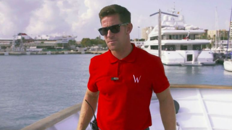 What did Pete from Below Deck Med post that got him fired?