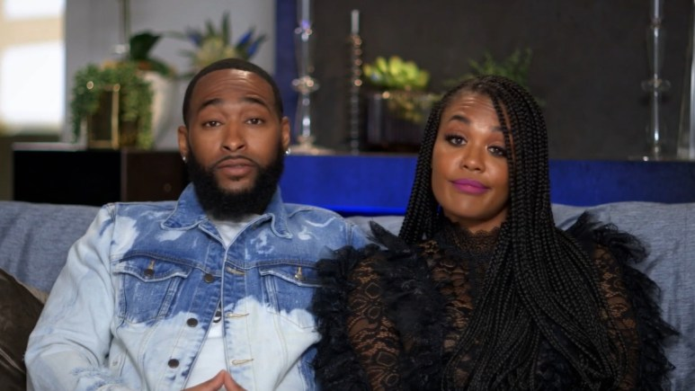 Willie Taylor and Shanda Denyce on Marriage Boot Camp: Hip Hop Edition