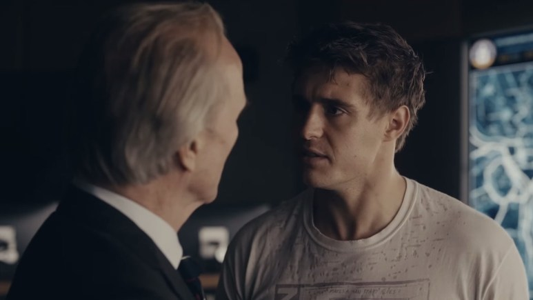 condor series starring max irons