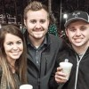 Jana, Jedidiah, and Jason Duggar.
