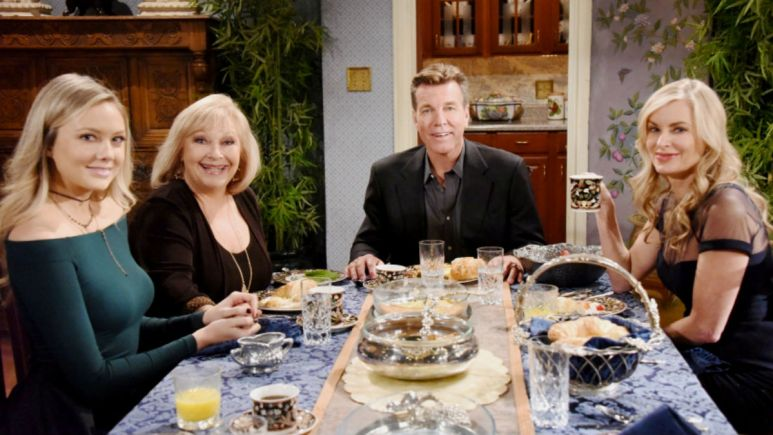 Y&R has pushed back date to resume prodcution.
