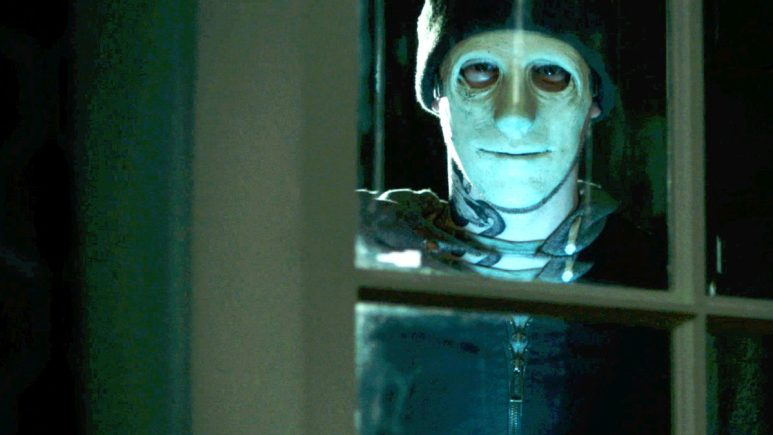 John Gallagher Jr. in Hush.