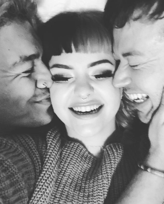 Erika Owens shares appreciation post for boyfriend and BFF