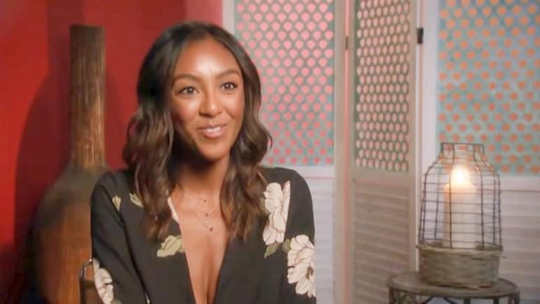 Tayshia Adams is the new Bachelorette