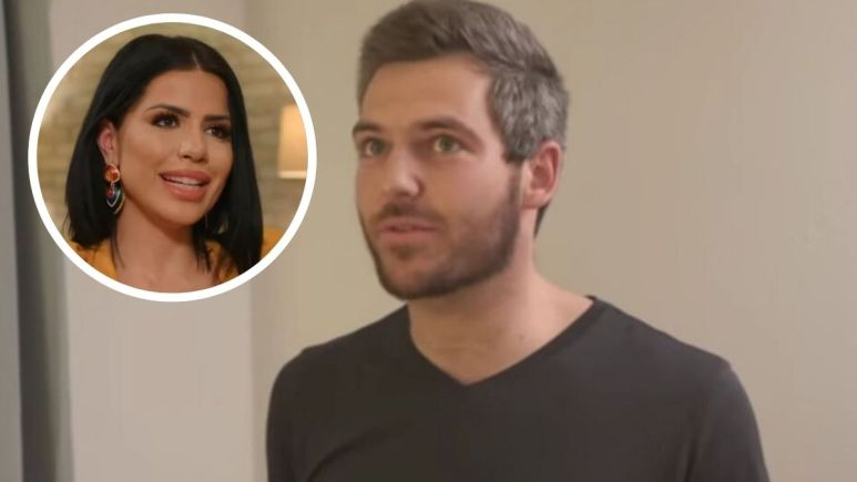 Did Eric Nichol's ex Nathalie share proof that Larissa was a prostitute?