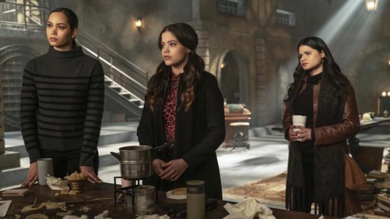 charmed season 3 release date cast update latest spoilers