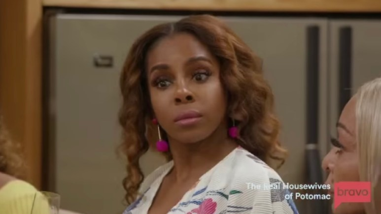 Real Housewives of Potomac Candiace Dillard